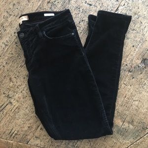 Sanctuary Denim Skinny Velvet Jeans